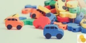 Pile up car crash