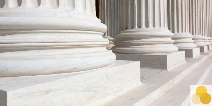 Court steps in personal injury, class action, or negligent security case